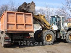 Garbage removal Kostanay