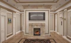Дизайн интерьера частного дома под ключ