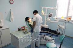 Профессиональная гигиеническая чистка зубов и зубных отложений