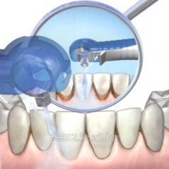 Technology in treatment of diseases of gums – the