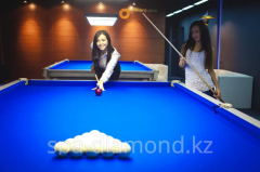 Billiards in Diamond spa-salon