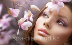 Peeling in Diamond spa-salon