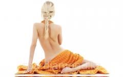 Massage is anti-cellulite