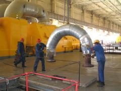 Installation of equipmen