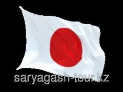 The visa to Japan