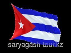 The visa to Cuba