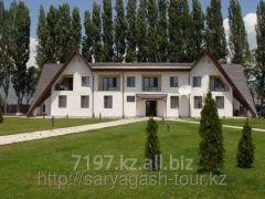 Hotel Dolinka Issyk sack