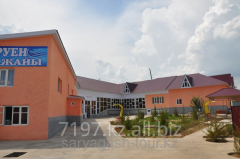 Санаторий Сарыагаш Керуен