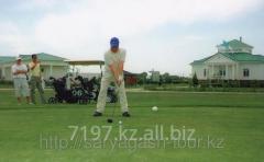 Saryagash Golf club