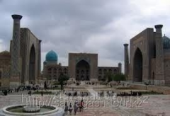 Тур по историческим местам Узбекистана