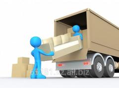 حمل و نقل کالا توسط خودرو