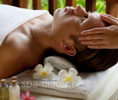 Massage for men in Almaty