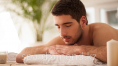 Massage grassy