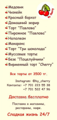 Production of leaflets in Almaty