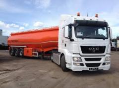 Cargo transportation tanker