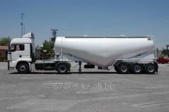 Cargo transportation grain-carrier