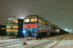 Железнодорожная грузоперевозка сборных грузов