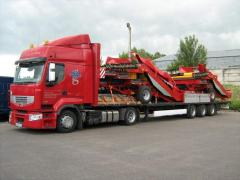 Перевозка нестандартных и крупногабаритных грузов
