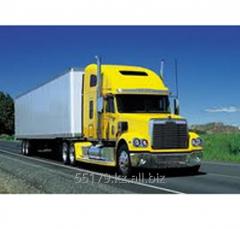 Road haulage of loads of Almaty - Aktobe