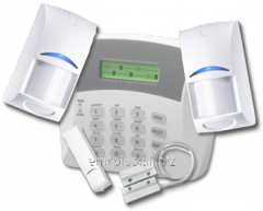Installation of the security alarm system