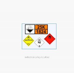 Requirements of industrial safety to