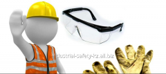 Courses on safety during the work with electric