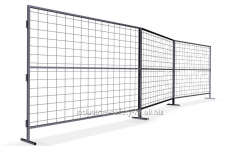 Courses on construction barriers