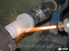 Restoration restoration polishing of crankshafts