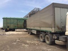 Loading and unloading works in Akta