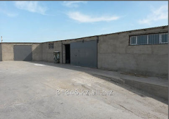 Rent of warehouse in Akta