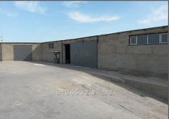 Аренда складских помещений в Актау