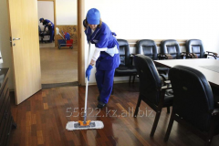 Cleaning service of office