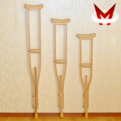 Hire of crutches