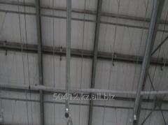Installation of splinkeryrny systems