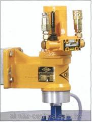 Drilling is hydraulic