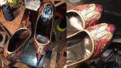 Обувь: Исправление формы и реставрация обуви.
