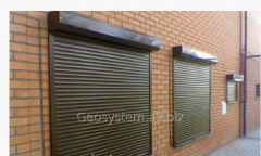 Production and mounting by rolling shutter