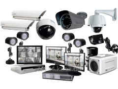 Installation and service of systems of video