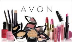 To become the representative Avon