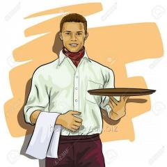 Официанты на выезд