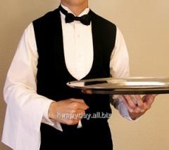 Вызывные официанты на банкет