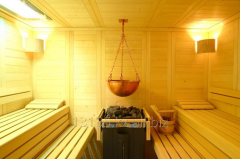 Construction of a sauna, Finnish sauna