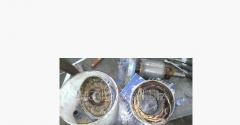 Repair of crane electric motors