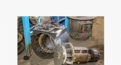 Rewind of electric motors of the A-2,AO=2,AIR series