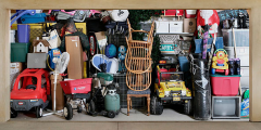 Storage of personal belongings
