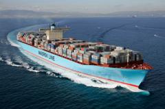Перевозка грузов морская