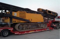 Услуга перевозки промышленного оборудования