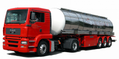 Service of transportation of industrial freights