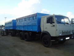 Service of transportation of agricultural products