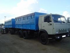 Услуга перевозки сельхозпродукции